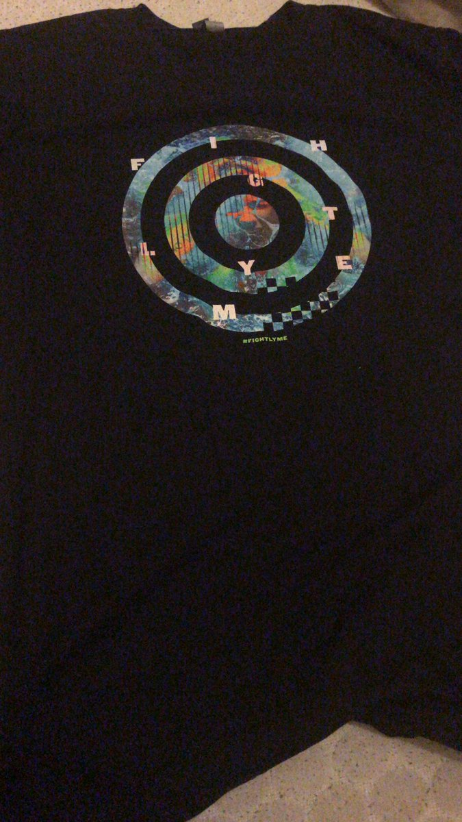 #fightlyme #avrillavigne shirt arrived today @AvrilLavigne @AvrilFoundation @CharityStars