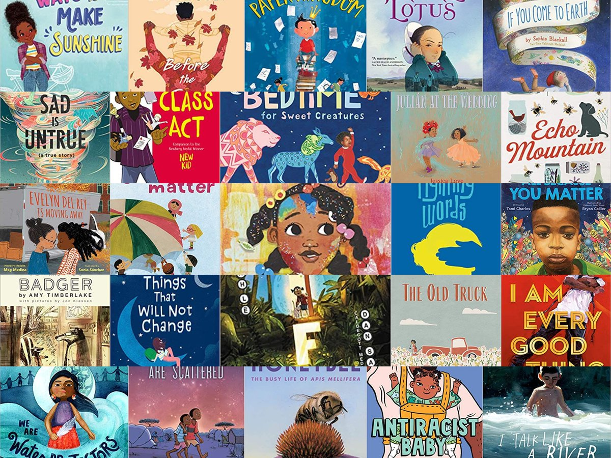 "The Top 2020 Kids + Youth Books. Titles that appear on the most ""Best Children's Books of 2020"" lists!"