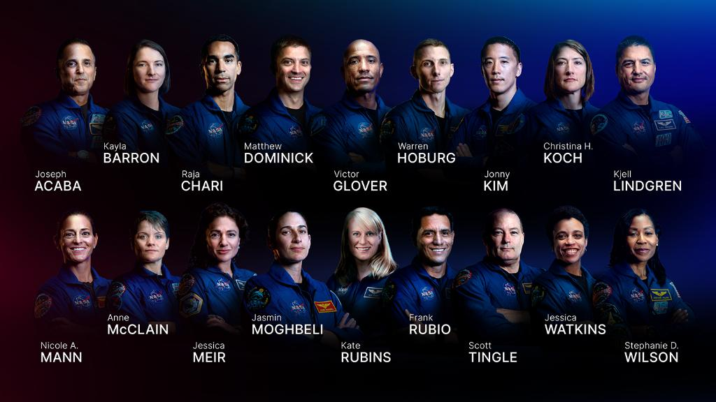 Did you see this week's #Artemis team announcement? 18 astronaut have been selected for upcoming missions!    👇🏼Visit the link below to meet the team & tell us who you think will be the 1st woman & next man to walk on the Moon! 👩🏼🚀🌕👨🏼🚀