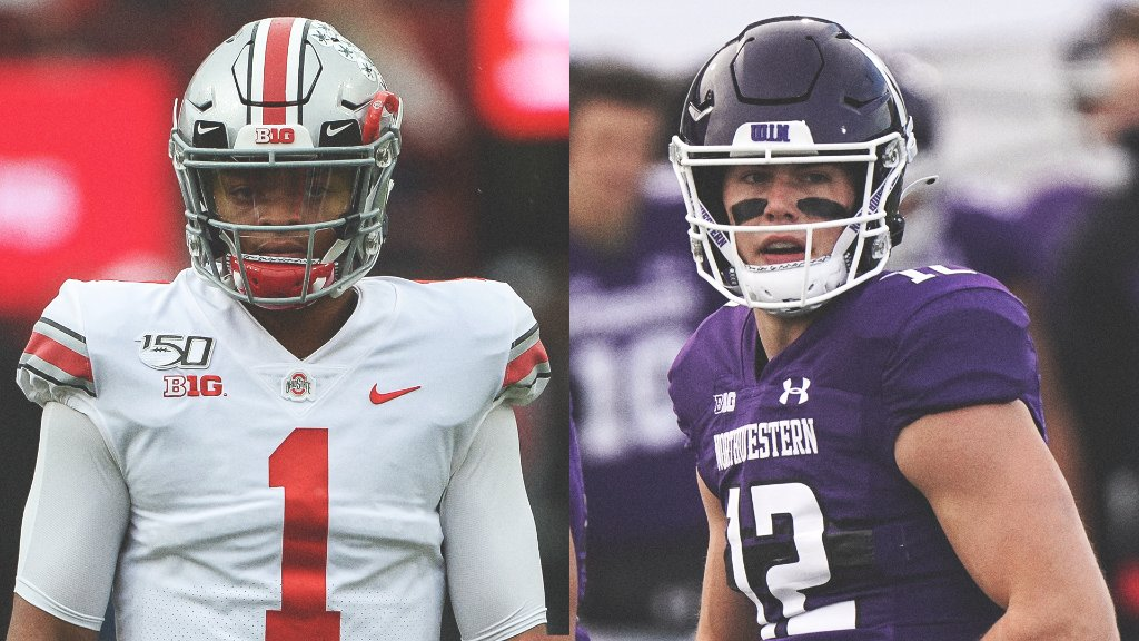 The Big Ten has announced that it has removed the minimum six-game requirement to be eligible for the conference's title game.  Ohio State will now face Northwestern in the Big Ten Championship.