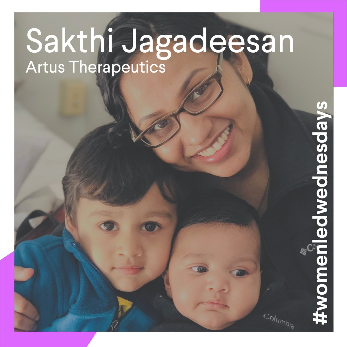 Sakthi Jagadeesan is Co-Founder/COO of Artus Therapeutics, a pre-clinical stage life science company at the Life Lab developing therapeutics for barrier dysfunction diseases. We spoke with Sakthi about the highs and lows of entrepreneurship: innovationlabs.harvard.edu/about/news/har…