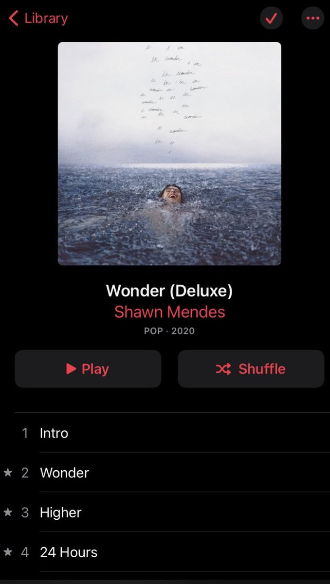 I love this album so much♥️  everyone download it on iTunes and get your copy in store!! I cant wait for my signed version to arrive🥰 #wonder #wonderoutnow #7DaysOfWonder @ShawnAccess #WONDERBUYOUTS @ShawnMendes #RecordStoreWonder #DOWNLOADWONDER
