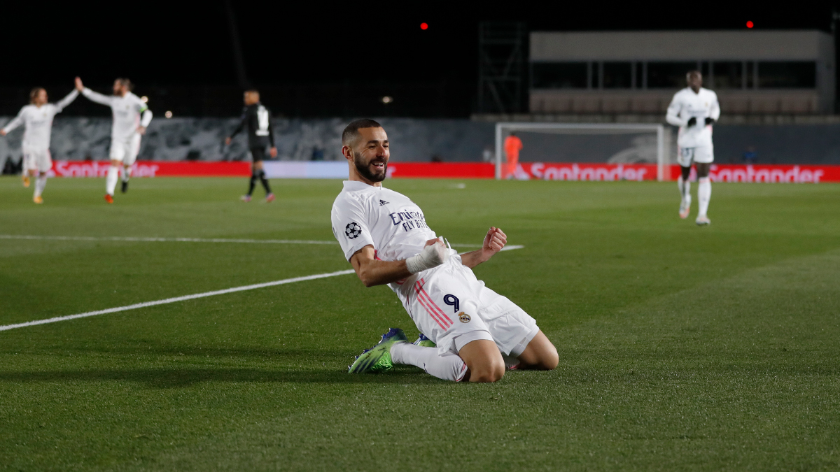 ريال مدريد يهزم مونشنغلادباخ ويتأهل رسميًا لدور الـ16 متصدرًا لمجموعته بدوري الأبطال