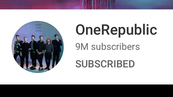 We just hit 9M subscribers on @YouTube! 😱🥳 We really do have the best fans in the world – THANK YOU ALL 💙🌎