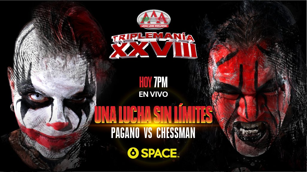 AAA TripleMania XXVIII Results - Kenny Omega Retains