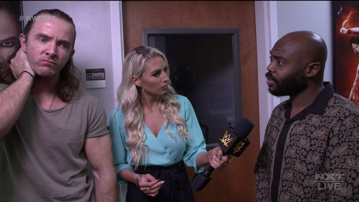 New WWE NXT Superstar Tyler Rust To Be Managed By Malcolm Bivens?, WWE Trademarks Ring Name