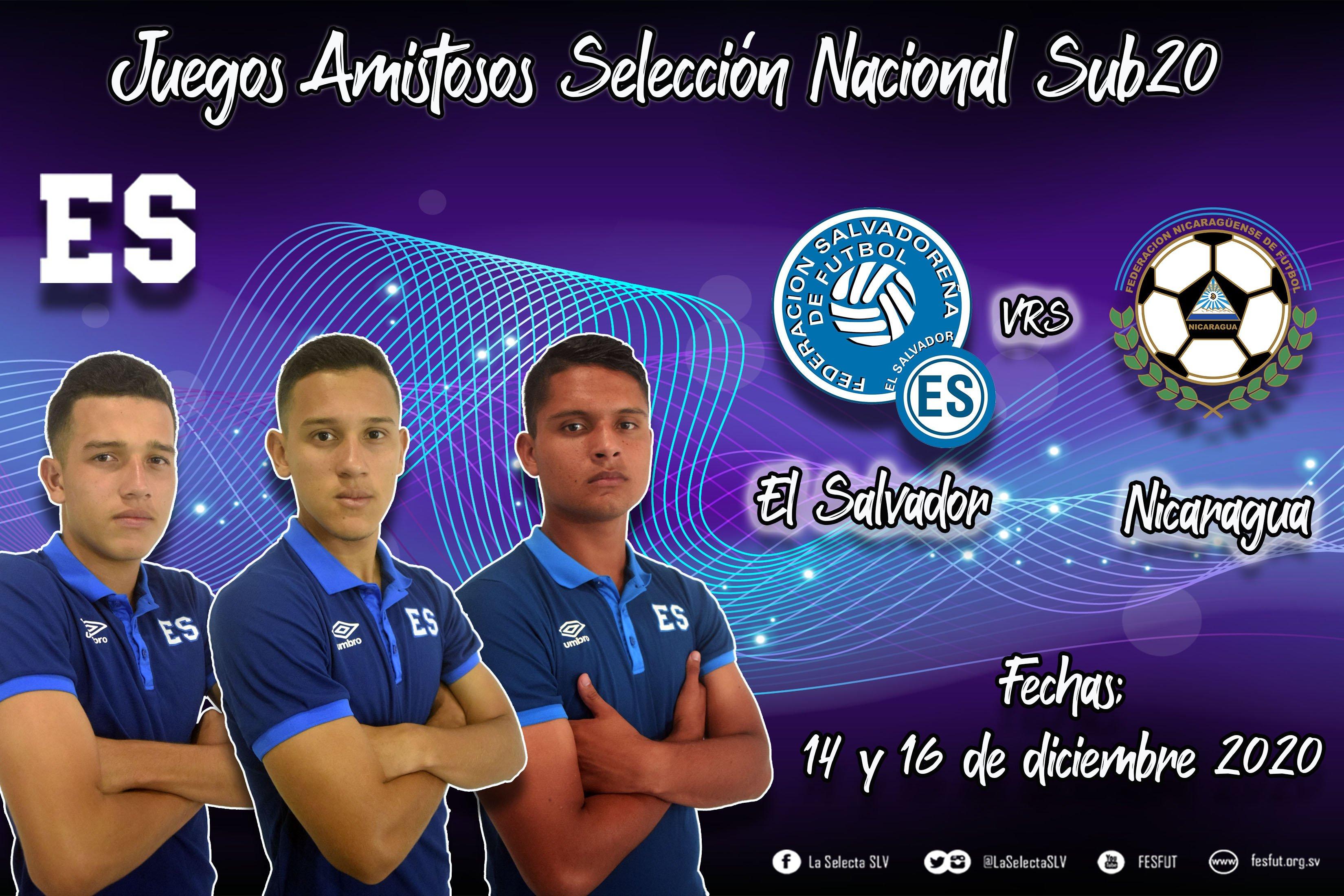 Juegos amistosos contra Nicaragua en diciembre del 2020. Eo18pQcXcAAhkJm?format=jpg&name=4096x4096