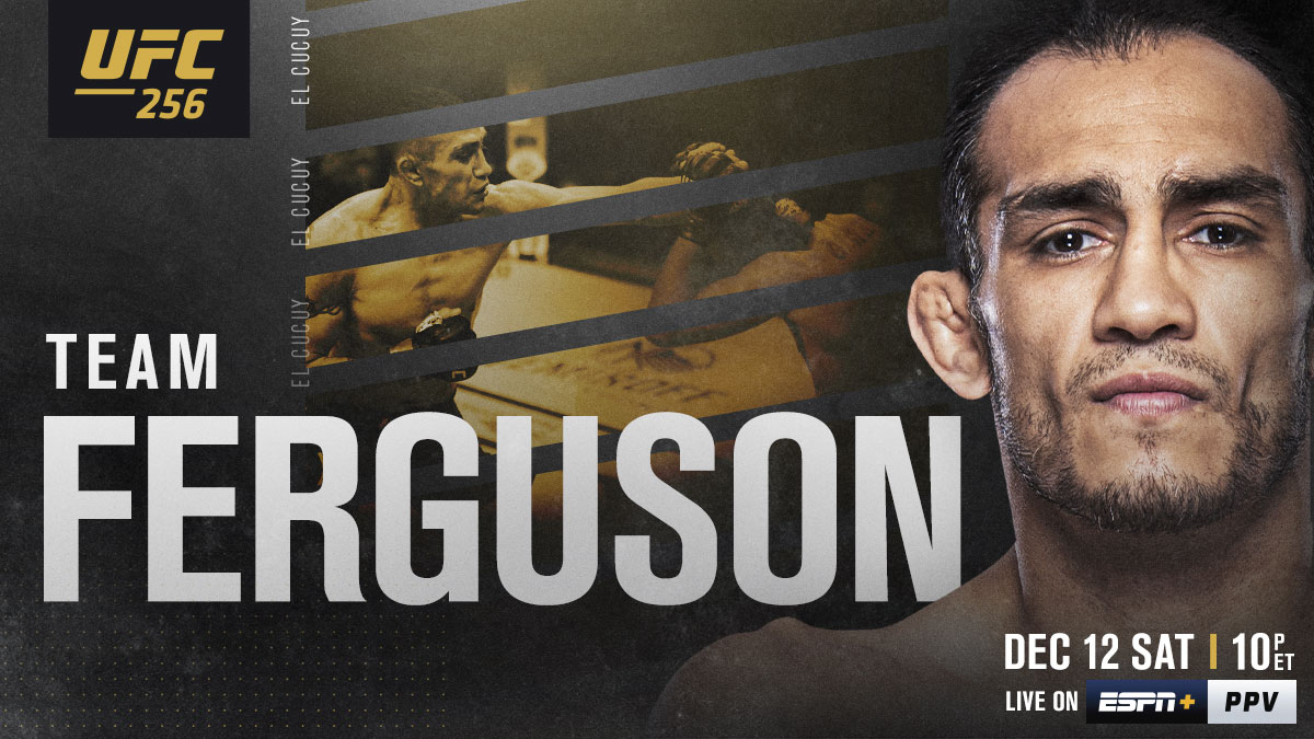 El Cucuy has returned... 🕶  RT if you're with @TonyFergusonXT this Saturday 🇺🇸🇲🇽  [ Get the #ESPNPlus PPV: https://t.co/xcD9HgVQM4 ] https://t.co/3ULmQ3cnOV