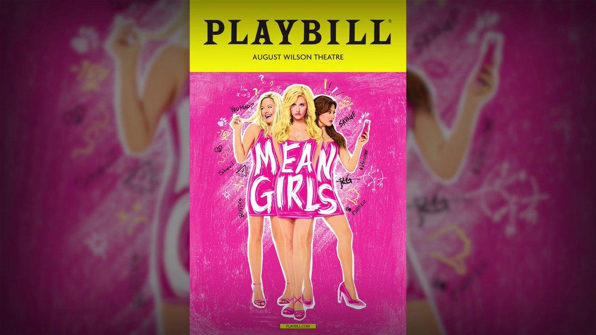 #MyNextGuestNeedsNoIntroduction con David @Letterman - #TinaFey  - @MeanGirlsBway es una adaptación de @MeanGirls la pelicula, ella escribió el texto y su esposo la música