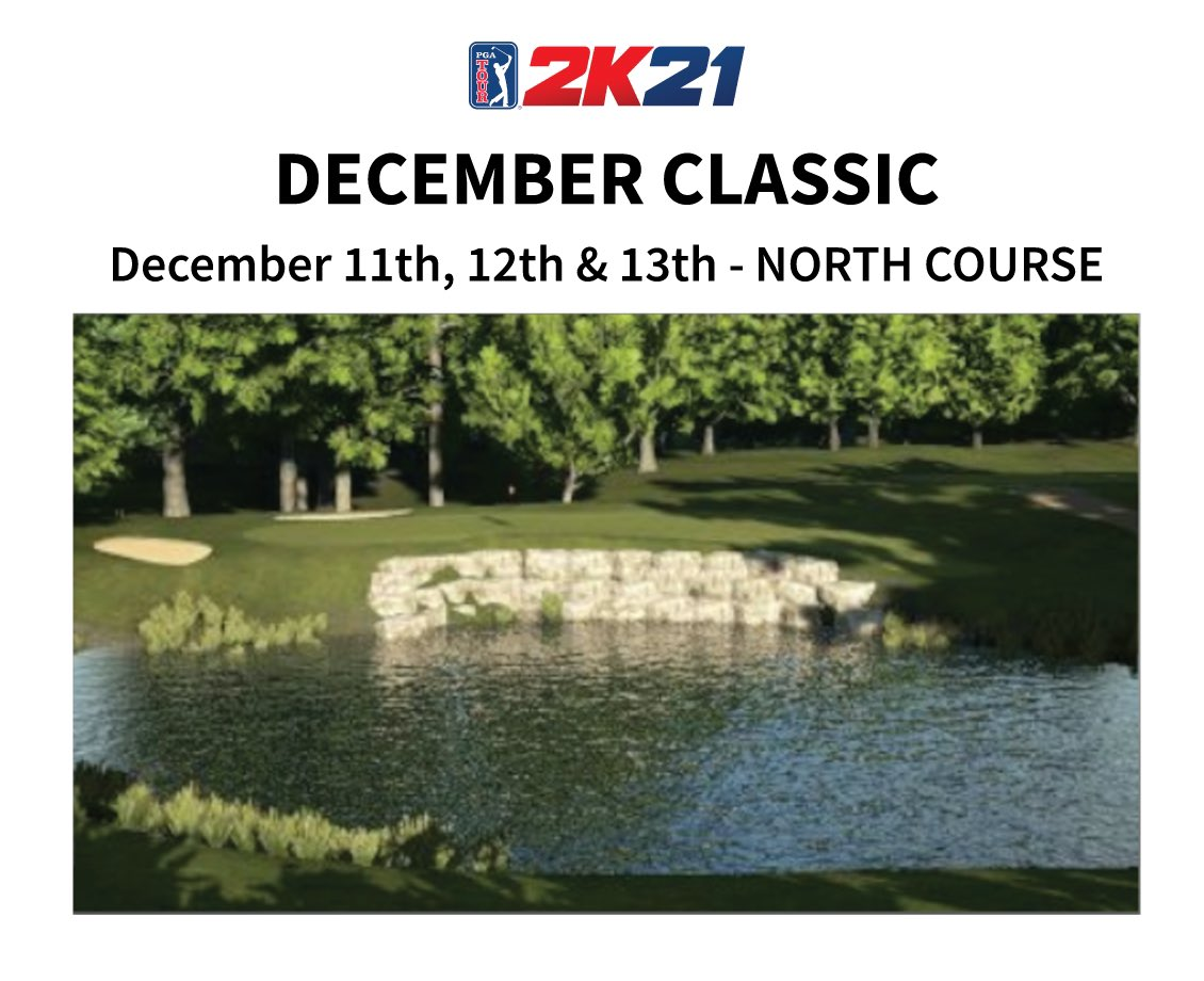 Our first online society tournament on @PGATOUR2K is live this weekend!   2 rounds in some big wind and tough pins. Search for 'Lake St George Society' to get started.   Play anytime from Friday to Sunday.   DM with any questions or for more info! Good luck 🏌️‍♀️🏌️‍♂️ https://t.co/qcTn4zPy9Z