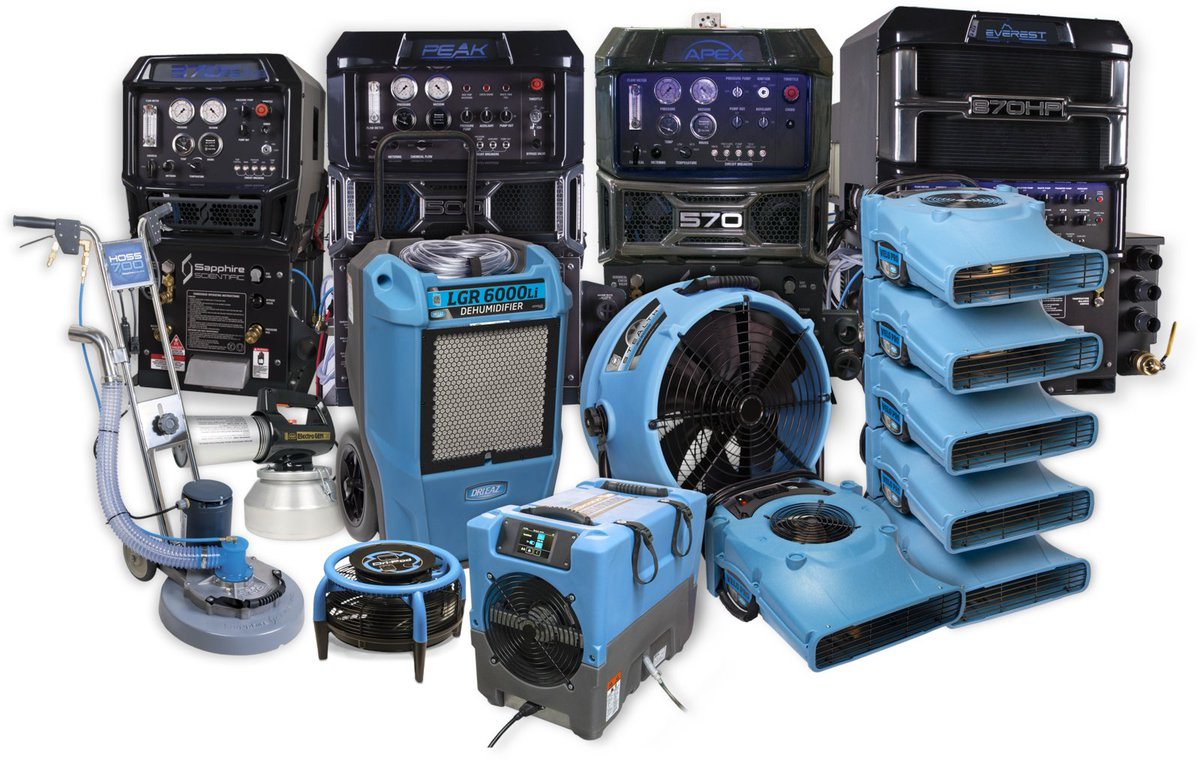 Finance the equipment you need to grow! Special 5.5% APR offer—only from Marlin Financial—now extends to Dri-Eaz equipment! Valid thru 12/31 for ANY Legend Brands equip. purchase from an authorized distributor. $25k min. Details: https://t.co/MtbOLlMbli #LBRestore #LegendClean https://t.co/73sT6ZiWK2