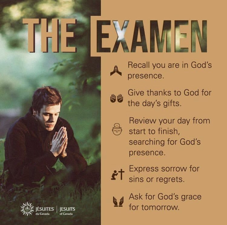 Why not try this #Ignatian prayer form? #Jesuits #Prayer