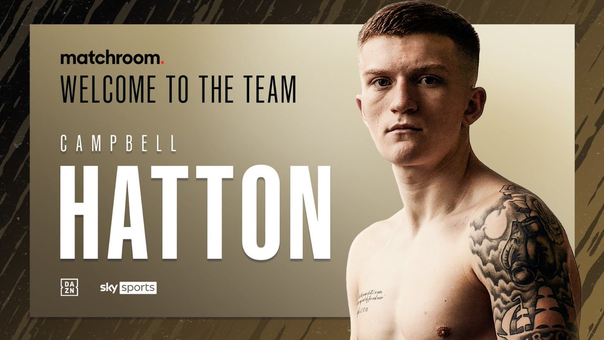 The journey begins 👊 Buzzing to link up with @MatchroomBoxing & @EddieHearn… Pro debut early 2021 live on @SkySportsBoxing & @DAZNBoxing 👍