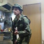 移り変わる服装?平成、昭和、明治、江戸の軍服たち!