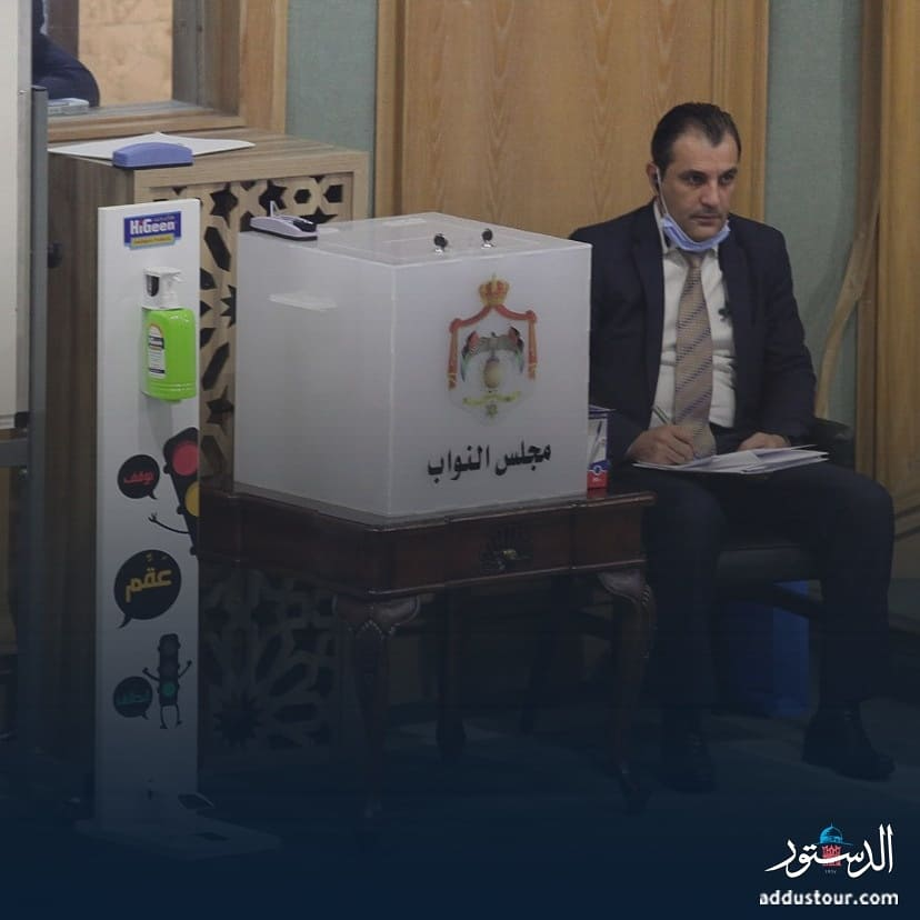 لقطات من الجلسة الاولى لمجلس النواب التفاصيل :  تصوير : احمد عبده #الاردن #الدستور #خطاب_العرش #SFTT2020