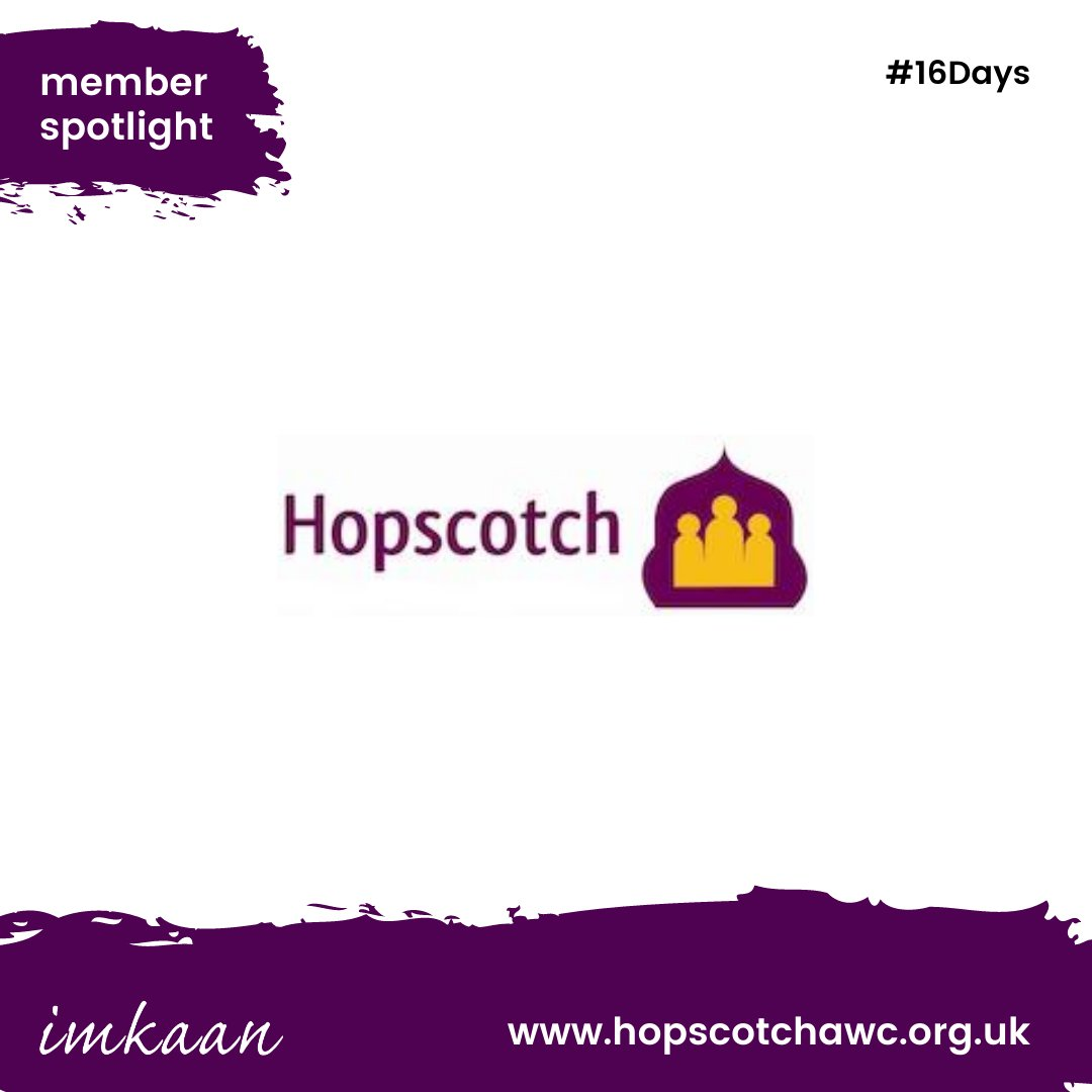 @hopscotchawc sits at the intersection of gender and racial inequity. They support disadvantaged Black and Minoritised women struggling with poverty and unemployment through our culturally appropriate services.  #16Days #16DaysOfActivism