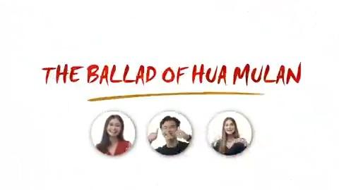 """Penasaran bagaimana Yuki Kato, Luna Maya & Dion Wiyoko melewati tantangan """"The Ballad of Mulan in 3 Languages""""? Yuk lihat keseruannya!  Kamu bisa mendengarkan mereka sebagai pengisi suara di Disney's Mulan sekarang di @DisneyPlusID:"""