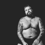 Image for the Tweet beginning: 'Plus sized' blogger Claus Fleissner,