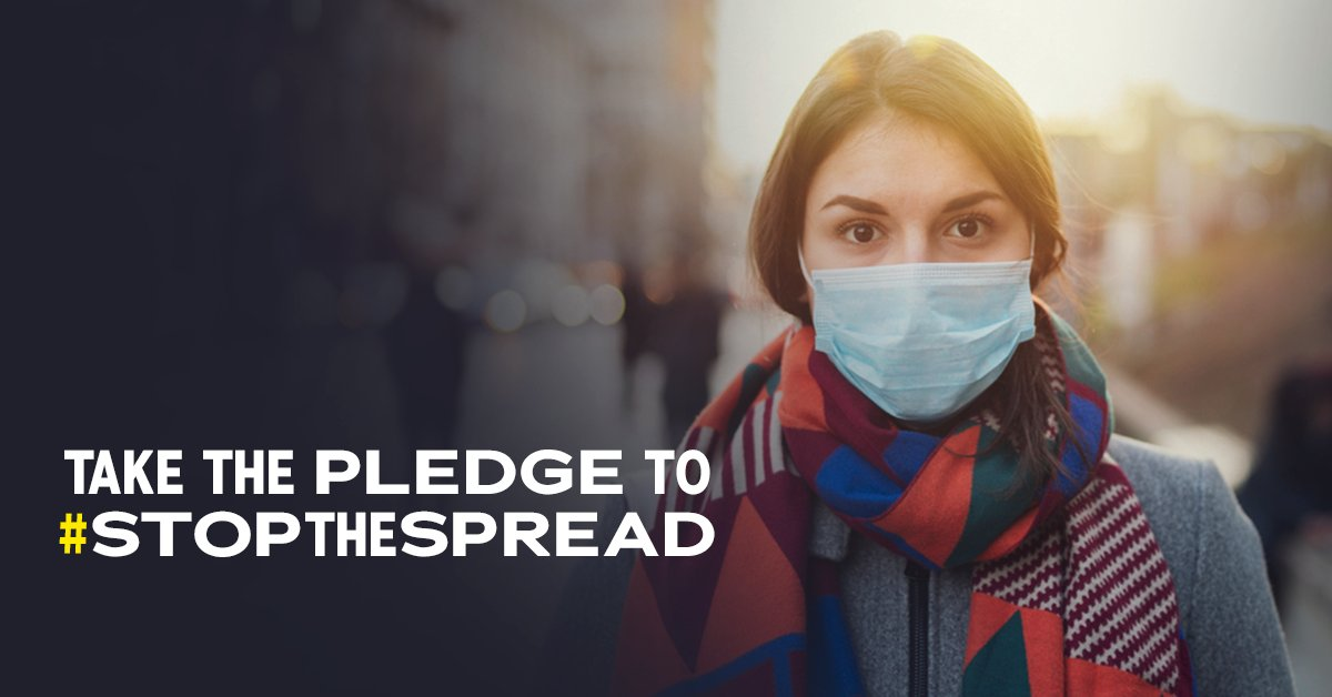 test Twitter Media - The only way to stop the spread of #COVID19 is to change how we interact with one another. We know you're tired - we are too, but now is not the time to lose hope. With the holidays around the corner, we need to #StopTheSpread. Visit https://t.co/zu6IQIQWgT to take the pledge. https://t.co/Kp8HOb3bQu