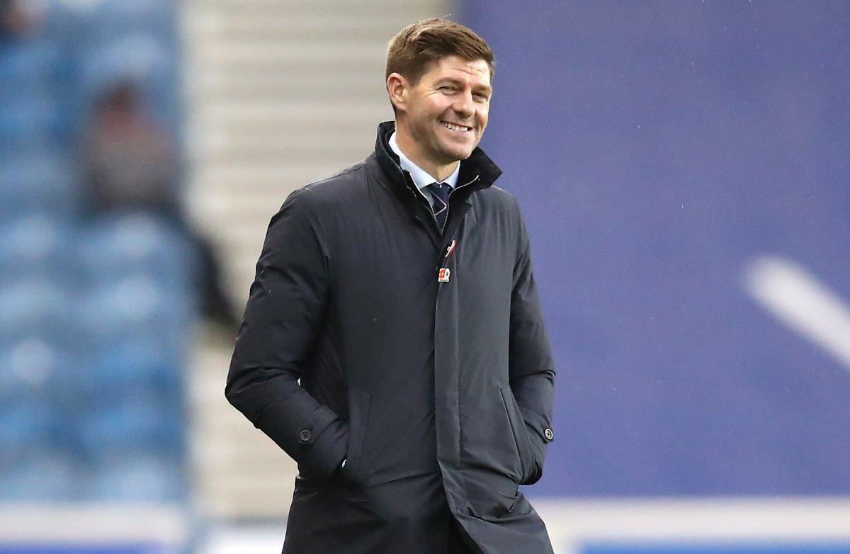 Steven Gerrard's Rangers this season:   Games: 28  Wins: 24 Draws: 4 Losses: 0  Boss. https://t.co/Nq5fvVvux7