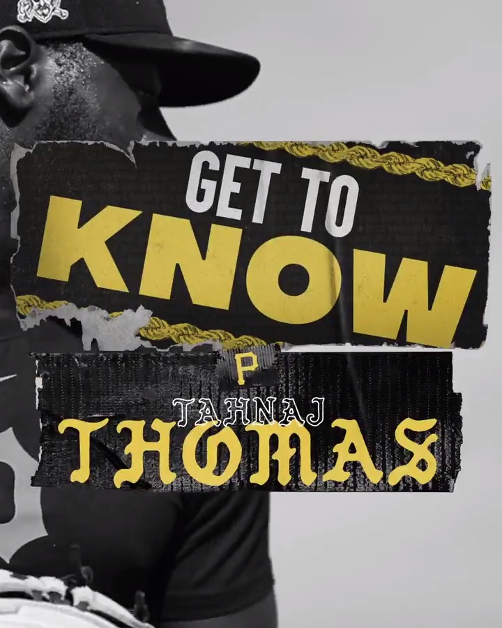 Replying to @YoungBucsPIT: Food, music, movies and more!  Get to know @Jbythomaskid.