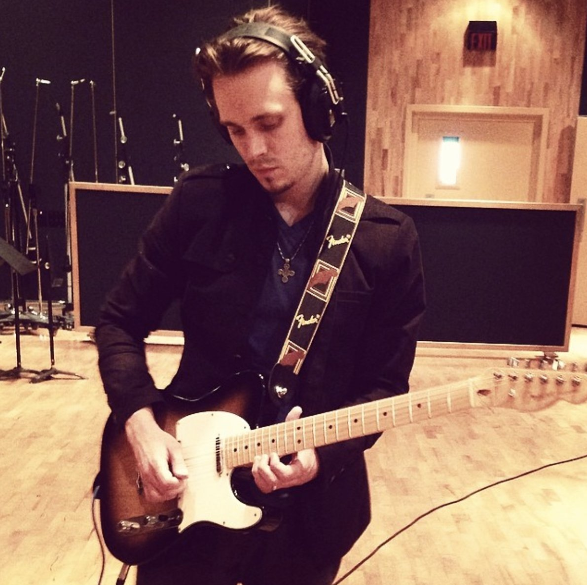 Throwback, in the studio making Young World's Riot. This album has been years in the making, and we've loved every minute of it.   Listen to Everything Is Possible, Cinematic and more on the music platform you love. https://t.co/nnan3kV6V7 . #JonathanJackson #Enation https://t.co/UKDQHi3uLK