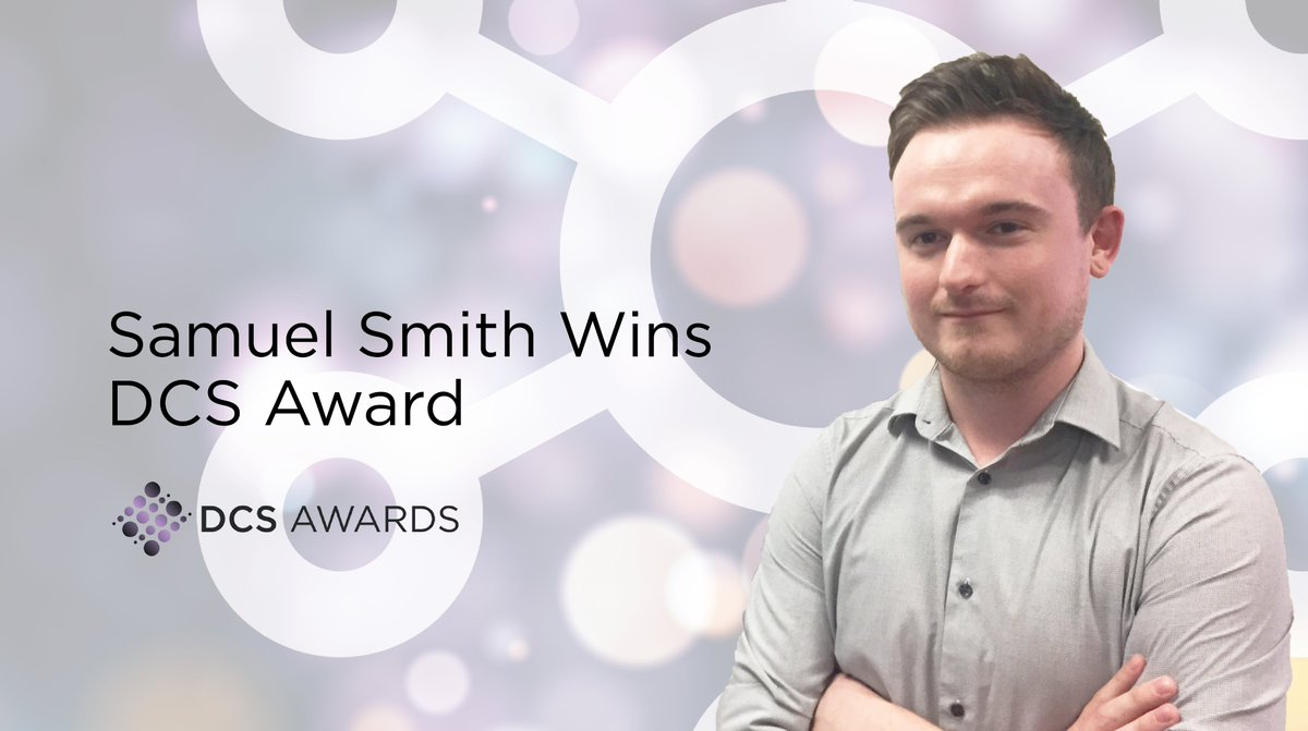 Congratulations to our very own Samuel Smith for being named as Data Centre Centre Engineer of the Year by @dw_dcs
