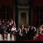 Image for the Tweet beginning: La #Traviata sur France 3