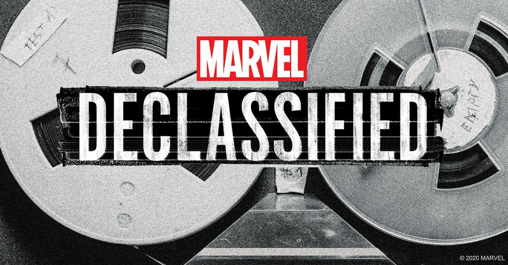 Brand new from SiriusXM and Marvel! #MarvelsDeclassified, a nonfiction narrative podcast hosted by @lorrainecink, focuses on the rich and evolving history of Marvel Comics as told through a contemporary lens. Listen now:  #MarvelOnSiriusXM