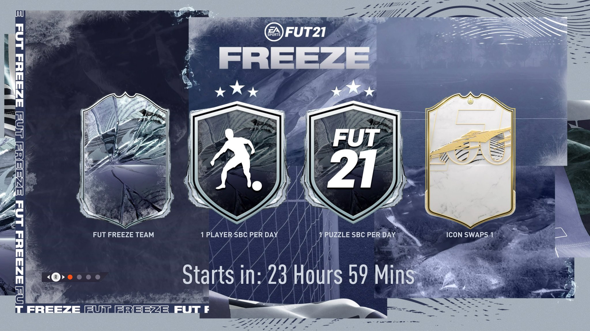 FIFA 21 Freeze Promo Event LIVE: FUT Freeze Squad Players, Release Date, Cards, Challenge SBC, Schedule And Everything You Need To Know