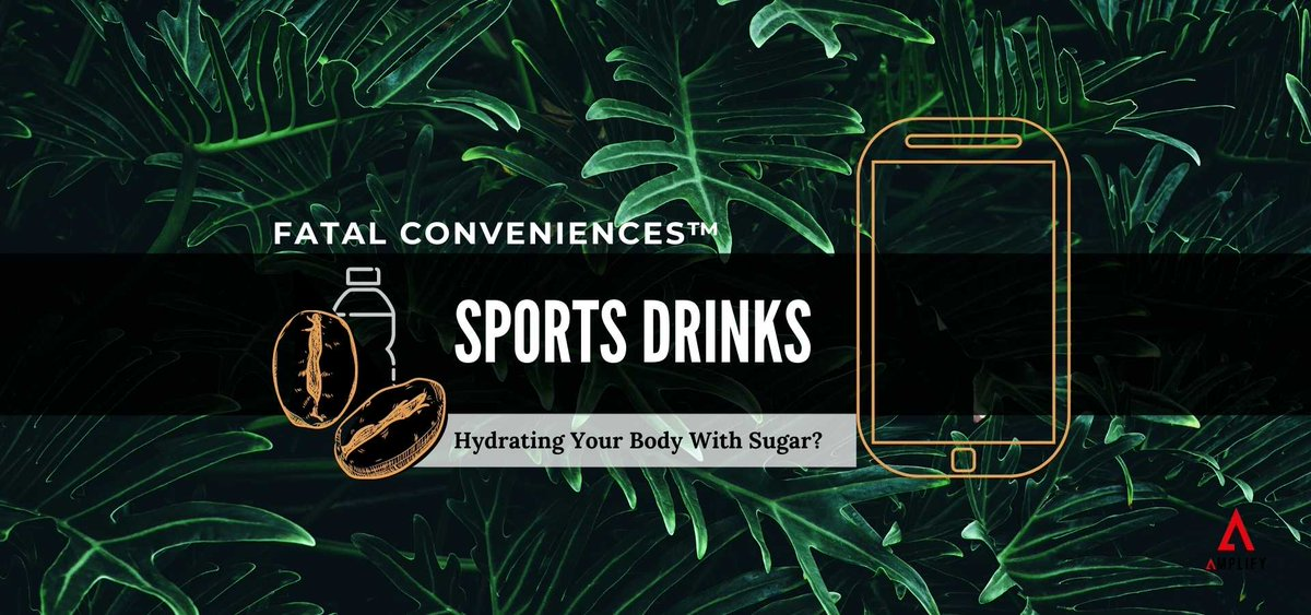 Does Gatorade really enhance your athletic performance? Are there healthier alternatives? 🤔  Find out in this Fatal Conveniences™ segment. OUT NOW!