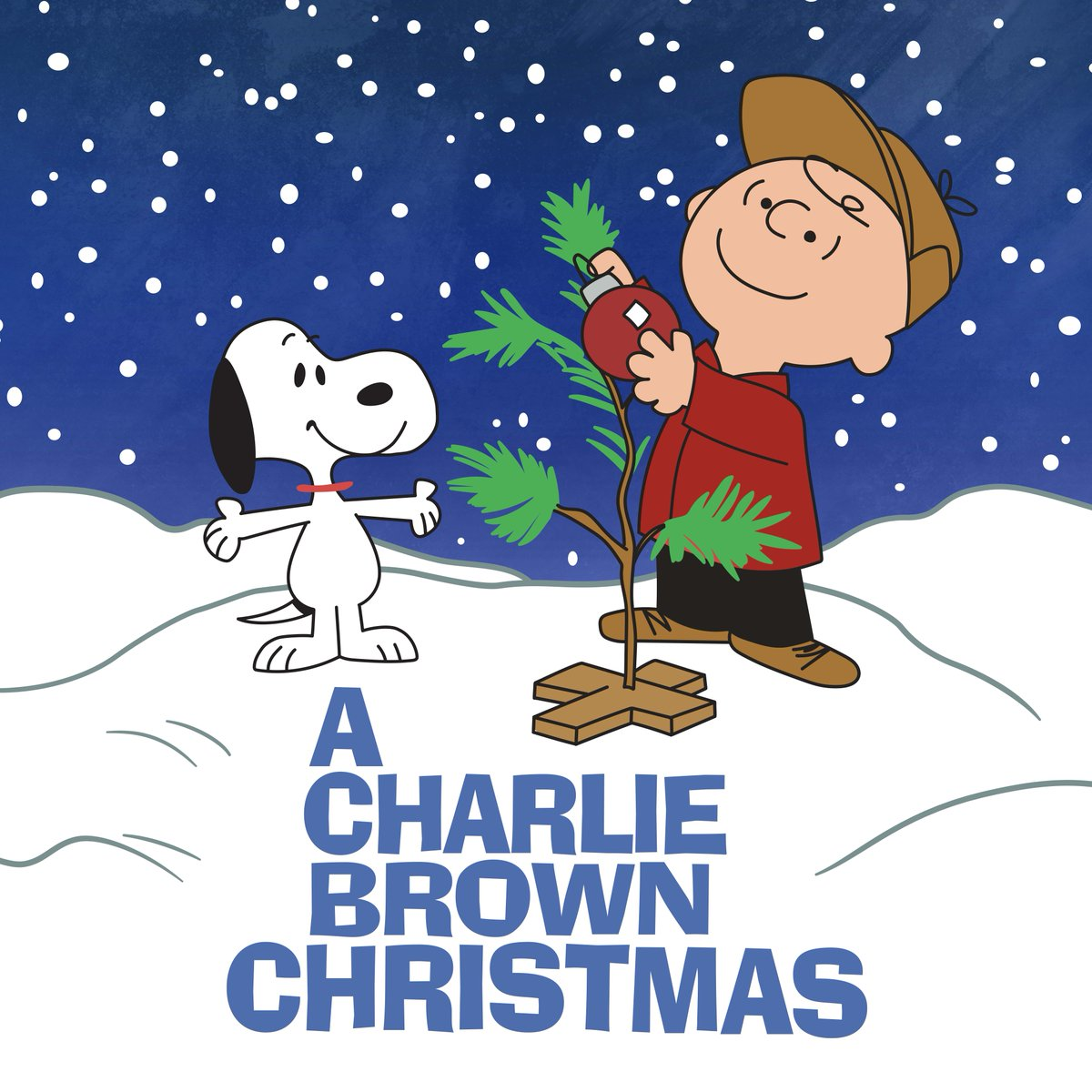Celebrate the holidays with Charlie Brown, Snoopy and the rest of the Peanuts gang when #ACharlieBrownChristmas airs on @PBS and @PBSKIDS Sunday, December 13 at 7:30pm/6:30pm CT and streams for FREE December 11-13 on the @AppleTV app!