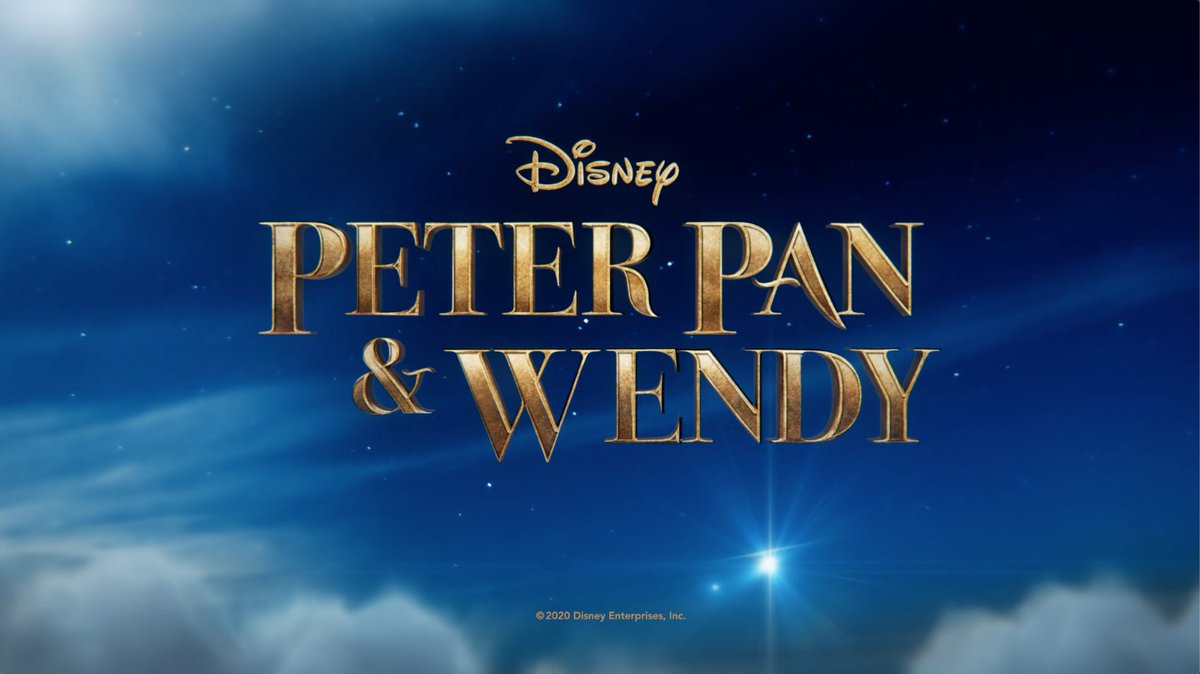 Peter Pan & Wendy will be flying to #DisneyPlus. David Lowery directs an amazing cast including @YaraShahidi in the role of Tinker Bell and Jude Law as Captain Hook. 🧚