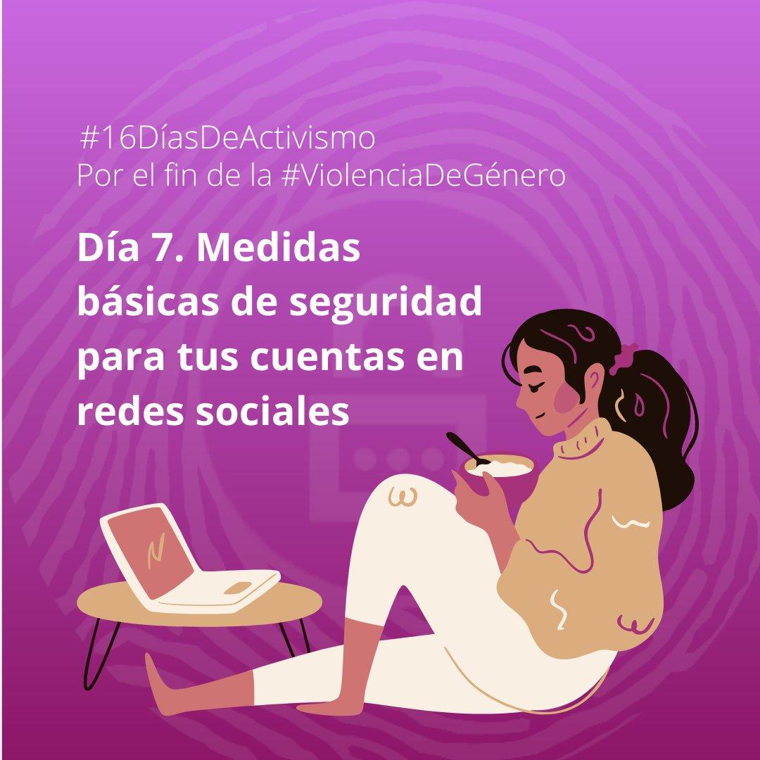 Hoy finalizan los #16DiasDeActivismo por el fin de la #ViolenciaDeGenero   Durante estos días hemos compartido recomendaciones prácticas, herramientas, informes e investigaciones con el propósito de visibilizar respuestas frente a la violencia en Internet contra las mujeres