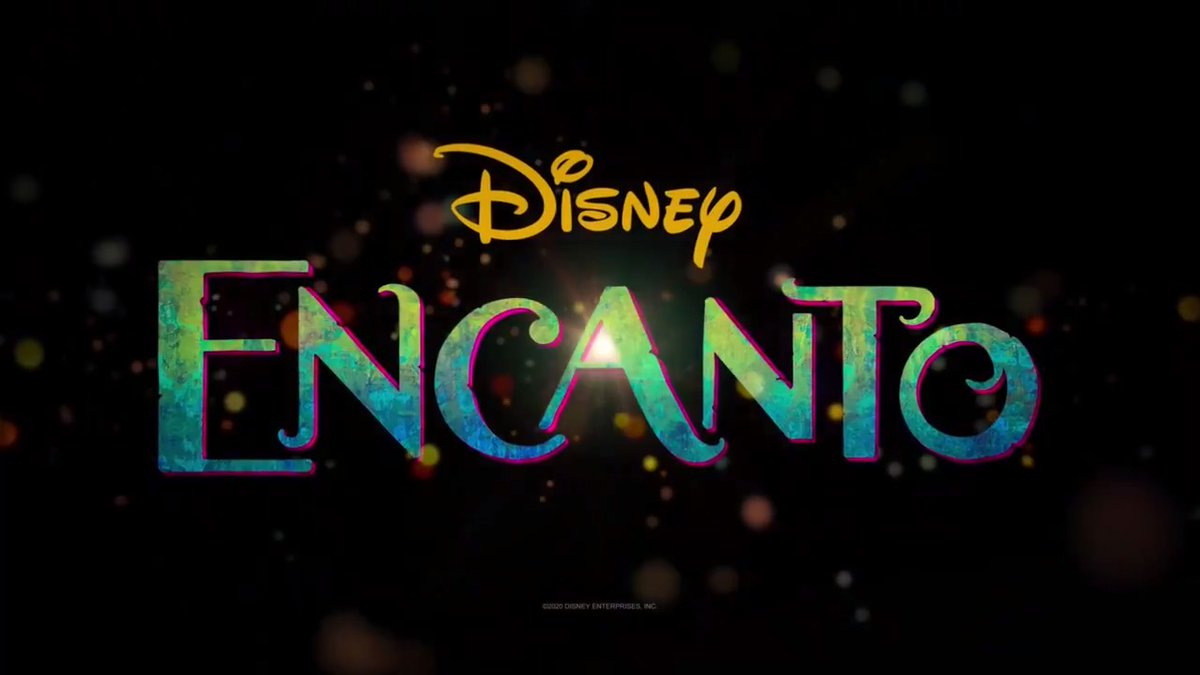 This Fall, Walt Disney Animation Studios' all-new film Encanto takes you to Colombia, where a magical family live in a magical home. Directed by Byron Howard and Jared Bush, co-directed and co-written by Charise Castro Smith, and music written by Lin-Manuel Miranda.