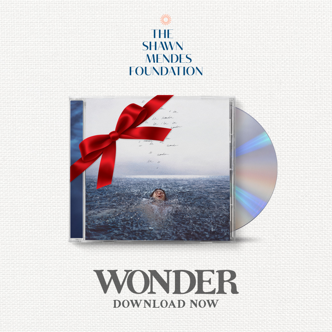 Today for every album downloaded, @shawnfoundation will be donating to @FeedingAmerica. You can download the album now here