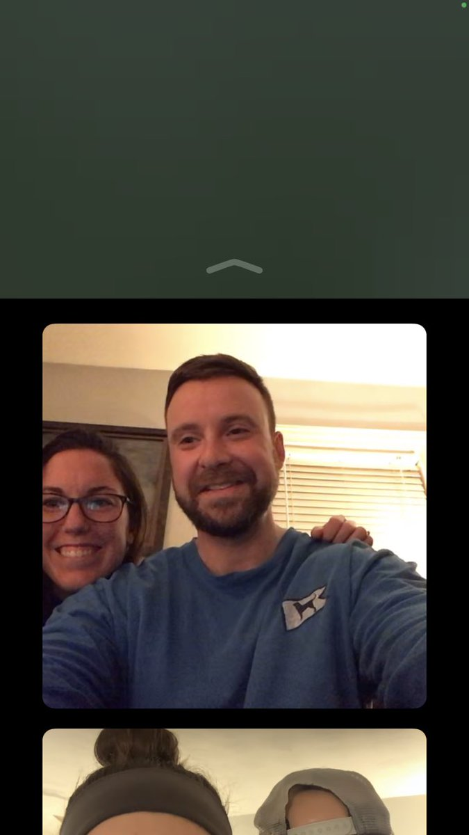 Happy Hanukkah! Great to light the lights virtually with our favorite people. First latkes in our new home!
