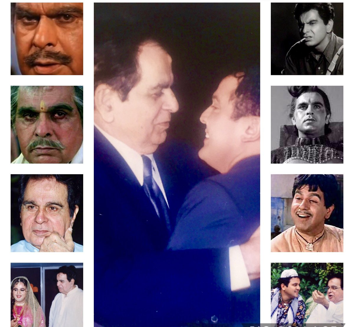 Happy Birthday Legend Icon Kohinoor @TheDilipKumar Sir ❤️ Almighty bless You with Healthy Life and lots of Happiness..Aameen 🤲