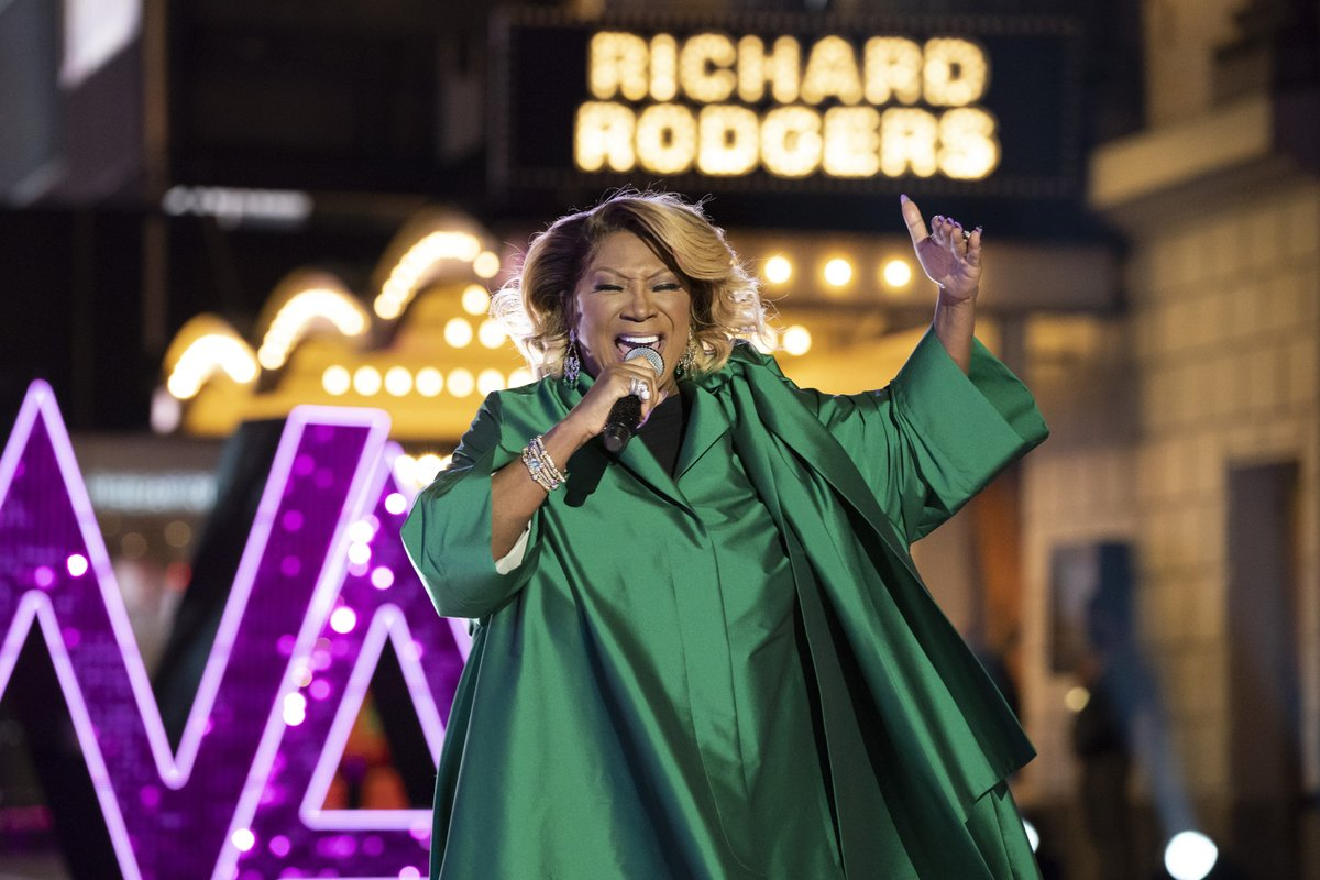 """Replying to @Backstage: This @MsPattiPatti performance. All we can say is """"wow."""" @NBC #BestOfBroadway"""