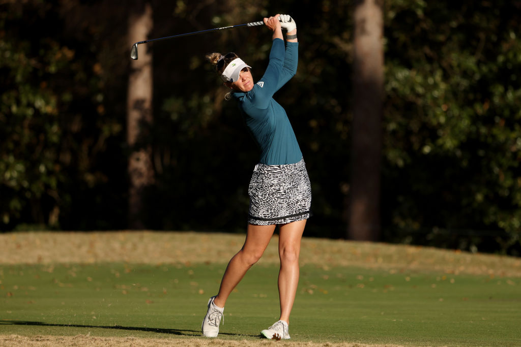 Fox Sports Asia On Twitter Amyolsongolf Got Off The Uswomensopen In Spectacular Fashion As She Nailed A Hole In One And Currently Leads By 1 Shot Uswomensopen Read More Https T Co Thqvis3axn