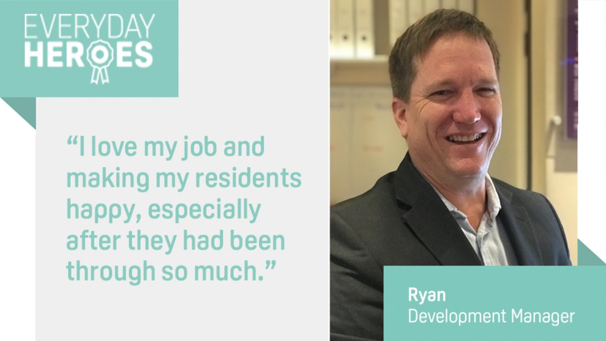 When a major fire broke out at his development four weeks before Christmas, Development Manager and Everyday Hero, Ryan, sprang into action to ensure his residents could return home in time to celebrate  #FirstPortUK #FirstPortPeople #FirstPortEverdayHeroes