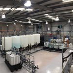 Image for the Tweet beginning: Our continuous-flow production process means