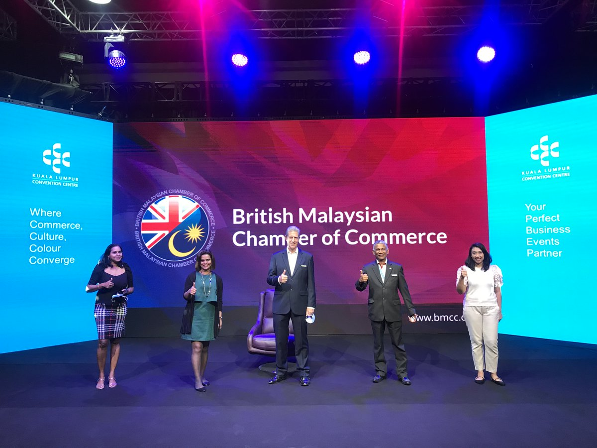 British Malaysian Chamber of Commerce was in the house to tour our Virtual Studio  and Hybrid Studio.  Need a one-stop virtual solutions provide for your events?  Contact us @ sales@klccconventioncentre.com https://t.co/h2VJuB01jS