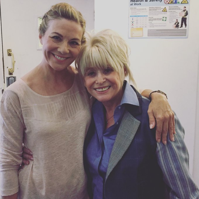 So very sad to hear the world has lost the wonderful Barbara Windsor. Her career was so much more than