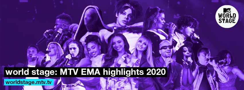 Relive the night with the #MTVEMA Highlights show TONIGHT!! 🎆🙌 Check your local listings!