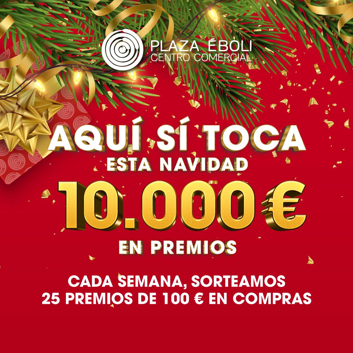 Este mes tus compras tienen PREMIO💥🎉 por presentar tu ticket de compra de cualquier establecimiento de #PlazaEboli, con un importe igual o superior a 30€ (50€ en el caso de @ELeclerc_Esp )  puedes llevarte100€ en compras 🤯 Info y bases aquí 👉https://t.co/NAIP0LwzMm https://t.co/VCn1Su5MVP