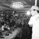 元プロ野球選手の清原和博さん、本日YouTubeチャンネルを開設!