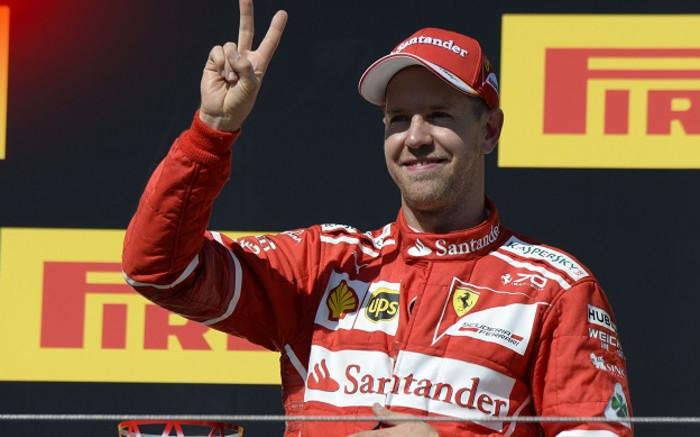 'Failure' Sebastian Vettel bids Ferrari farewell