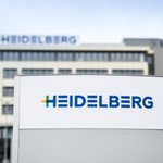 Image for the Tweet beginning: Heidelberg sells its Belgian production
