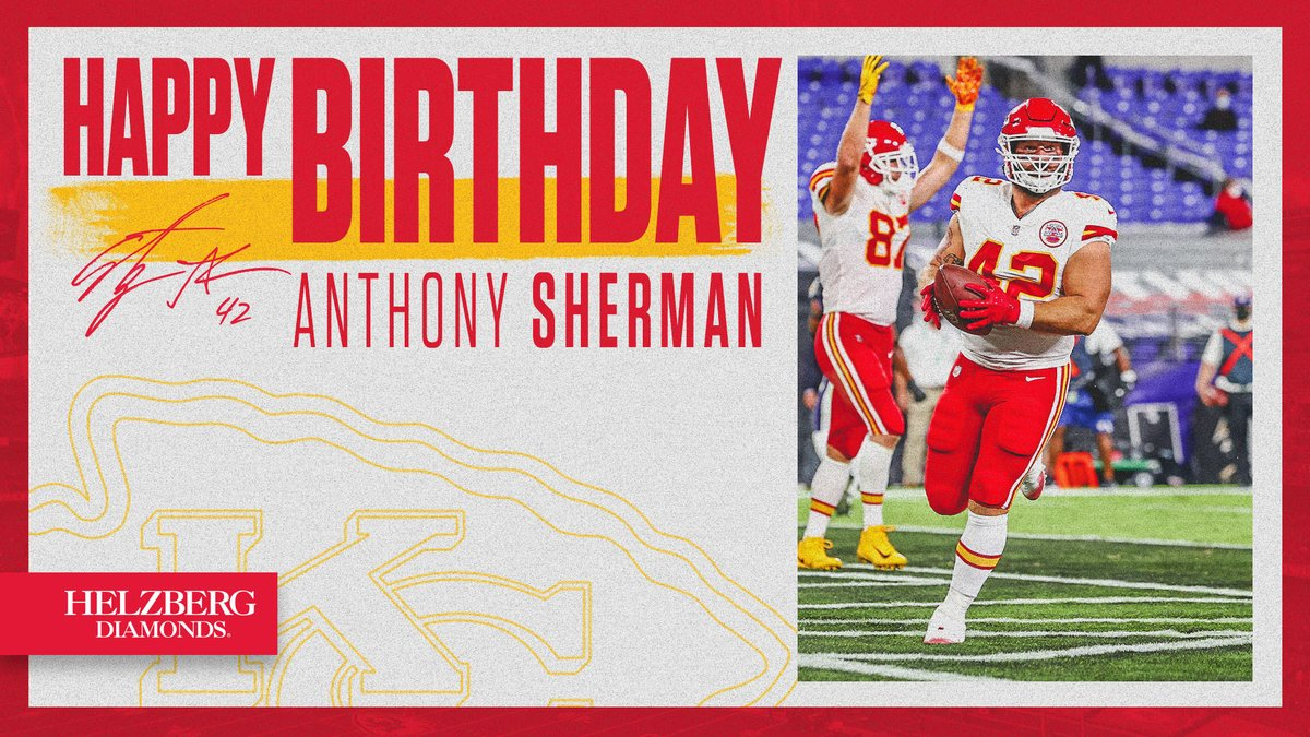 Replying to @Chiefs: Happy birthday, @Shermanator_42 🎉  RT to wish him a happy birthday and for a #ProBowlVote!